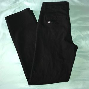 Boys RSQ London Skinny Black Chino Pants, Sz 18